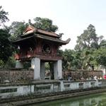 O Templo da Literatura de Hanói