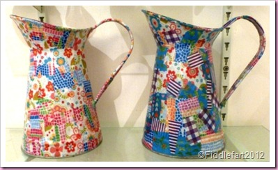 Decopatch Jugs 002