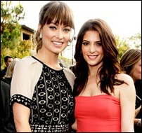 Ashley Greene e Olivia Wilde