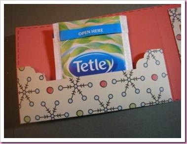 Christmas teabag 1