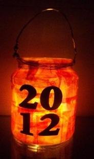 2012 Jar Lantern