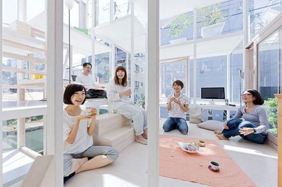 Casa transparente 10