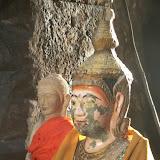 Les temples sont boudhistes (comme ici) ou hindouistes, en fonction de lépoque et de la croyance du roi.