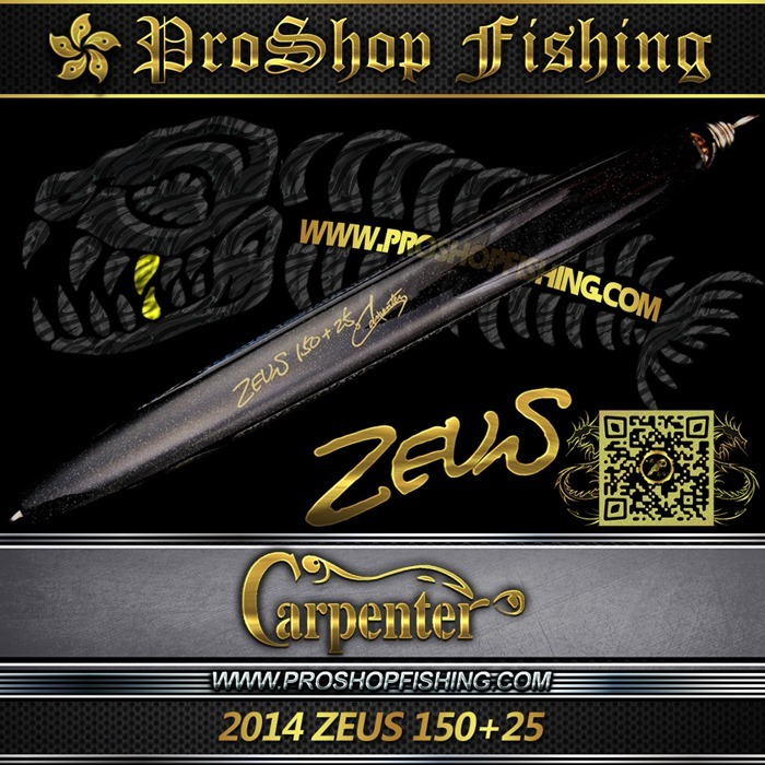 carpenter 2014 ZEUS 150 25.2