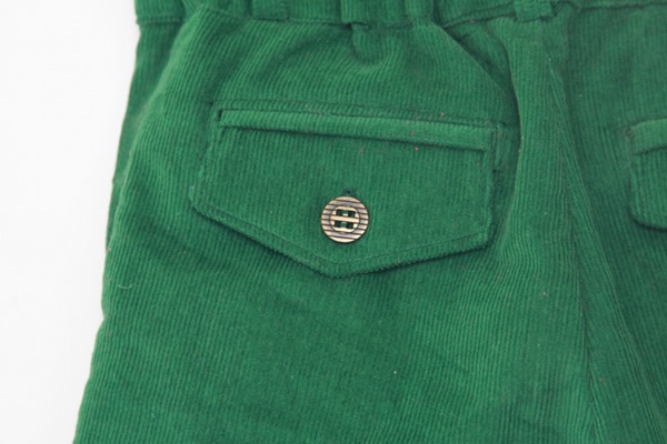 Green Corduroy Pants (1)