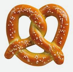 pretzel tent