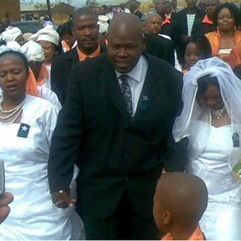 (Em Luanda) Homem Casa-se Com 2 Mulheres Num Só Acto [Curtas]