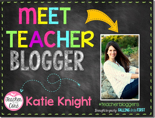 meet teacher blogger