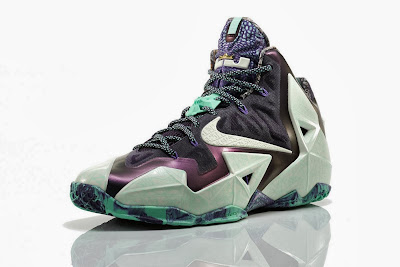 nike lebron 11 gr allstar 5 05 Nike LeBron 11 Gator King Drops on February 14th for $220