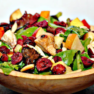 Chicken Salad With Dried Cranberries And Almonds Recipes