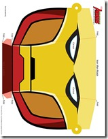 mascara iron man oara imprimir (5)