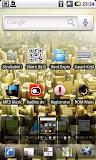 ADW Launcher EX anteprima schermate stile nexus s