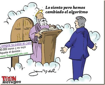 cielo paraiso humor ateismo biblia grafico religion dios jesus (10)