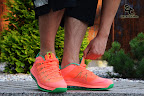 nike lebron 10 low gr watermelon 6 03 Release Reminder: Nike LeBron X Bright Mango aka Watermelon