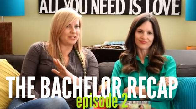 bachelor recap