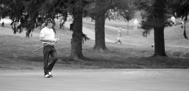 BW Miguel Angel Jimenez at 2011 US Open-5
