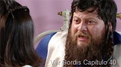 Ver Gordis Capítulo 40 del 14 Marzo 2012