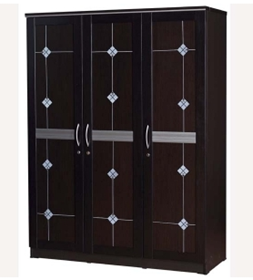 lemari pakaian olympic 3 pintu