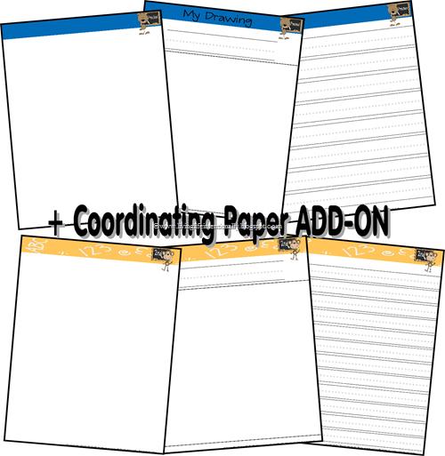 coordinating paper