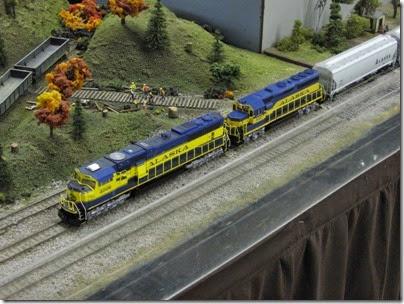 IMG_0969 Beaverton Modular Railroad Club Layout at GWAATS in Portland, OR on February 18, 2006