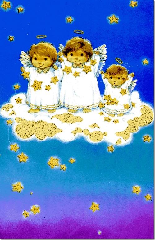 Anjinhos do Natal