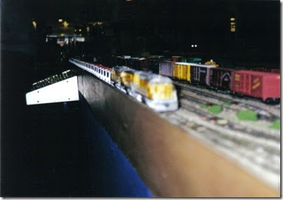 05 LK&R Layout at the Triangle Mall in February 2000