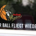 Saisonstart 2012/2013 mit einem Testspiel vs. Uni-Riesen Leipzig