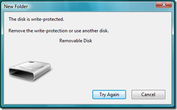 Write Protect USB Drives Using Registry