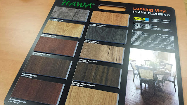 Hawa Locking Vinyl Plank Flooring - New Jersey (NJ) New York City