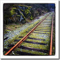 The Abandoned Commuter Track