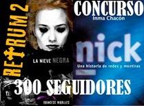 CONCURSO 300 SEGUIDORES