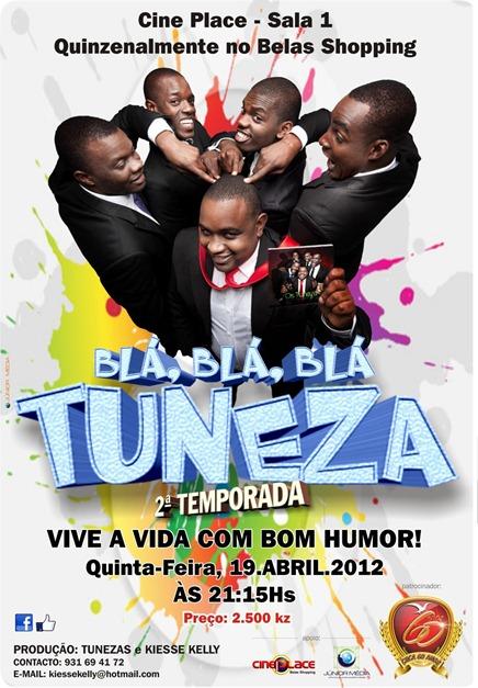 Tuneza - Bla, Bla, Bla