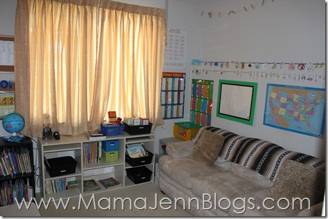 Homeschool Classroom