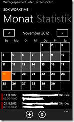 Windows Phone 8 New app