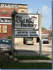 4242 Indiana - Goshen, IN - Lincoln Highway (Chicago Ave) - The Old Bag Factory