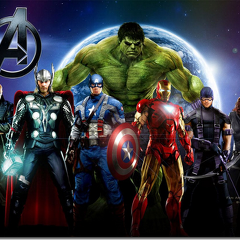 Review THE AVENGERS 2012
