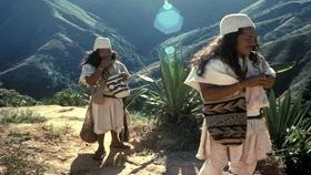 Arhuacos en la Sierra Nevada de Santamarta