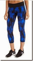 Nike Epic Cropped Printed Running Leggings