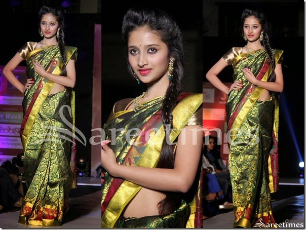 Green_Traditional_Silk_Saree