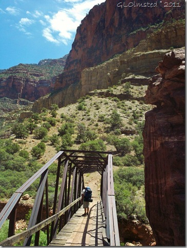 07 Mike crossing Bright Angel Creek along North Kaibab trail GRCA NP AZ (768x1024)