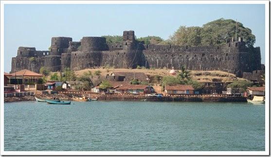 vijaydurg fort 2