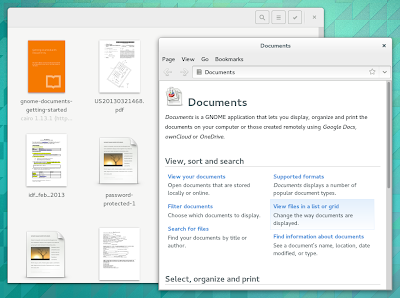 Gnome Documents 3.12