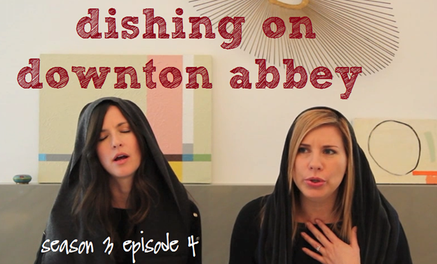 We need to talk about episode 4. #Downton Abbey