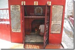 varanasi  002 temple de rue