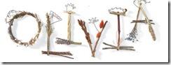 Twig Letter Set
