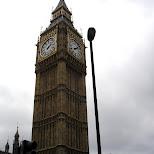 big ben in london in London, London City of, United Kingdom