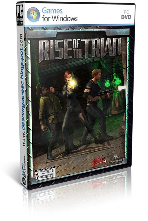 Rise of the triad-RELOADED-descargas-esc.blogspot.com