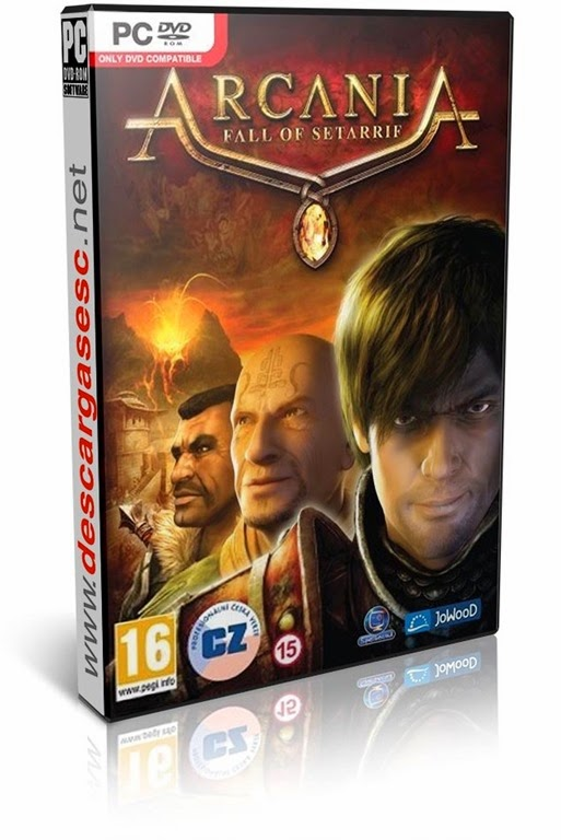 Arcania Fall of Setarrif-FLT-pc-cover-box-art-www.descargasesc.net