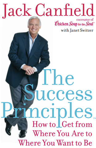 jack canfield's success book