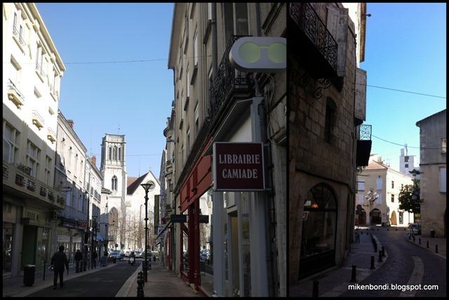 Agen streets